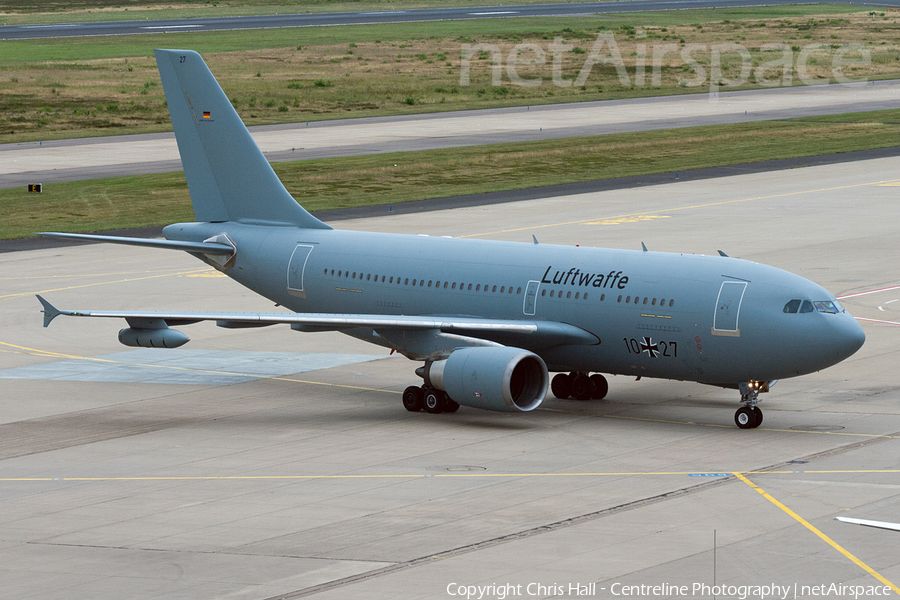 German Air Force Airbus A310-304(MRTT) (1027) | Photo 115369