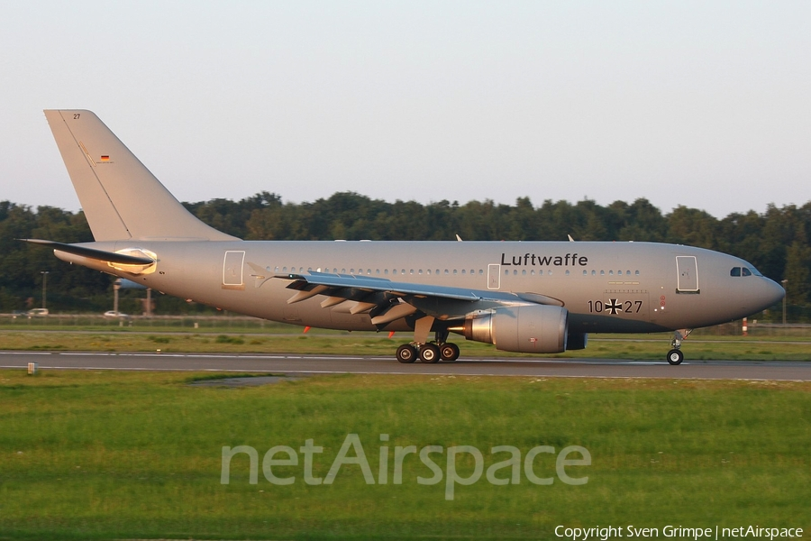 German Air Force Airbus A310-304(MRTT) (1027) | Photo 83488