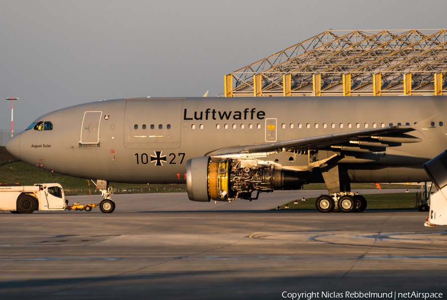 German Air Force Airbus A310-304 MRTT (1027) | Photo 294892