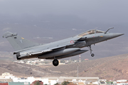 French Air Force Dassault Rafale C (126) at  Gran Canaria, Spain