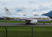 German Air Force Airbus A319-133X CJ (1501) at  Salzburg - W. A. Mozart, Austria