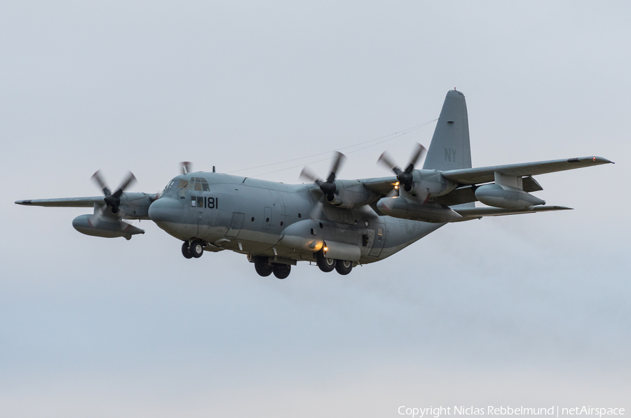 United States Marine Corps Lockheed KC-130T Hercules (164181) | Photo 284050