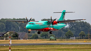 Windrose Airlines ATR 72-600 (2-MFIG) at  Monchengladbach, Germany