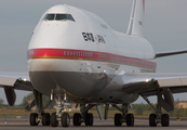 Japan Air Self-Defense Force Boeing 747-47C (20-1102) at  New York - John F. Kennedy International, United States