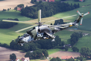 Czech Air Force Mil Mi-35M Hind-E (3368) at  In Flight, Germany