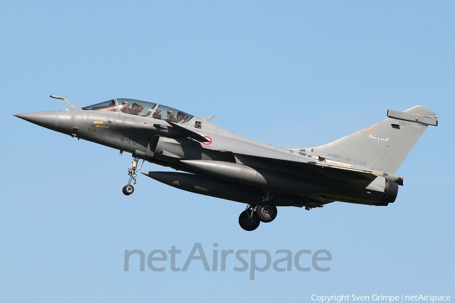French Air Force Dassault Rafale B (338) | Photo 242070