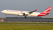 Air Mauritius Airbus A340-313X (3B-NBE) at  Amsterdam - Schiphol, Netherlands