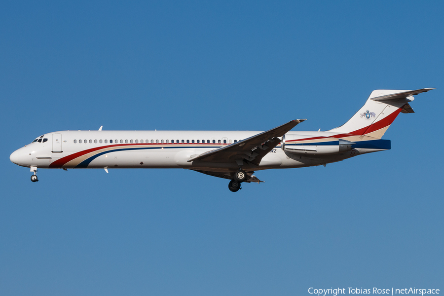 Swazi Government McDonnell Douglas MD-87 (3DC-SWZ) | Photo 368452