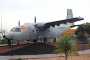 Spanish Air Force CASA C-212-100 Aviocar (T.12B-57) at  Carrizal - Gran Canaria, Spain