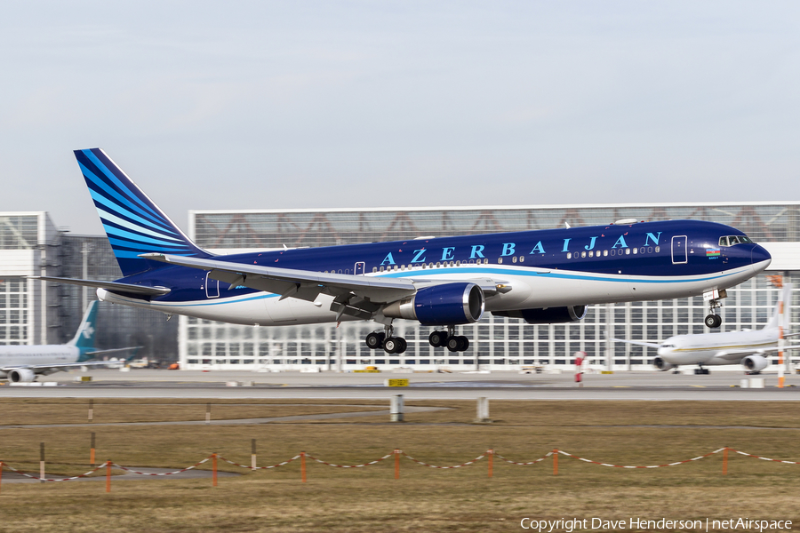 Azerbaijan Airlines Boeing 767-32L(ER) (4K-AI01) | Photo 374091