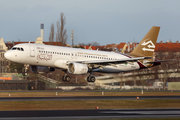 Libyan Airlines Airbus A320-214 (5A-LAP) at  Berlin - Tegel, Germany