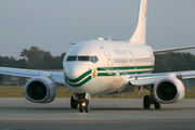 Nigerian Air Force Boeing 737-7N6 (5N-FGT) at  Lubeck-Blankensee, Germany