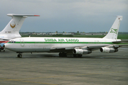 Simba Air Cargo Boeing 707-336C (5Y-SIM) at  Bruges/Ostend - International, Belgium