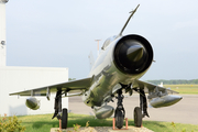 East German Air Force Mikoyan Gurevich MiG-21M Fishbed-B (602) at  Lubeck-Blankensee, Germany