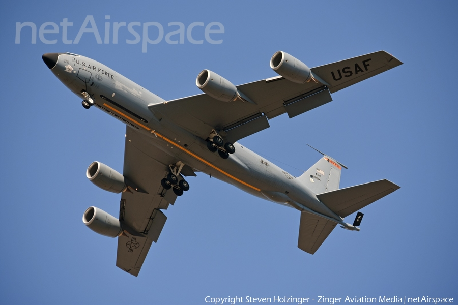 United States Air Force Boeing KC-135R Stratotanker (62-3514) | Photo 228654