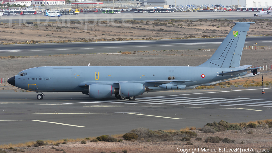 French Air Force Boeing C-135FR Stratotanker (738) | Photo 408151