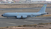 French Air Force Boeing C-135FR Stratotanker (738) at  Gran Canaria, Spain