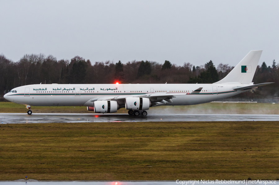 Algerian Government Airbus A340-541 (7T-VPP) | Photo 293258