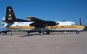 United States Army Fokker C-31A Troopship (85-01607) at  Tucson - Davis-Monthan AFB, United States