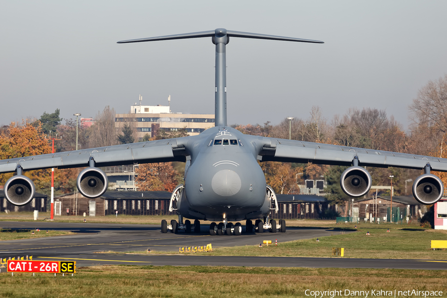 United States Air Force Lockheed C-5B Galaxy (86-0024) | Photo 131012