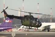 German Army MBB Bo-105P1M (8611) at  Hamburg - Fuhlsbuettel (Helmut Schmidt), Germany
