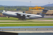United States Air Force Lockheed C-5B Galaxy (87-0029) at  Huntsville - Carl T. Jones Field, United States