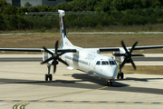 Croatia Airlines Bombardier DHC-8-402Q (9A-CQE) at  Split, Croatia