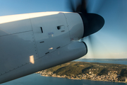 Croatia Airlines Bombardier DHC-8-402Q (9A-CQE) at  In Flight, Croatia