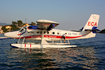European Coastal Airlines de Havilland Canada DHC-6-200 Twin Otter (9A-TOC) at  Rab Island, Croatia