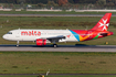 Air Malta Airbus A320-214 (9H-AEP) at  Dusseldorf - International, Germany