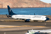 Blue Panorama Airlines Boeing 737-85F (9H-CRI) at  Gran Canaria, Spain