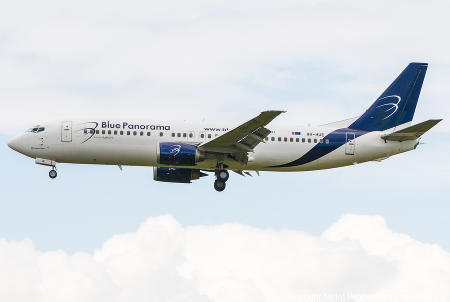 Blue Panorama (Air Horizont) Boeing 737-430 (9H-HUE) | Photo 337391