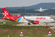 Air Malta Airbus A320-251N (9H-NEB) at  Zurich - Kloten, Switzerland