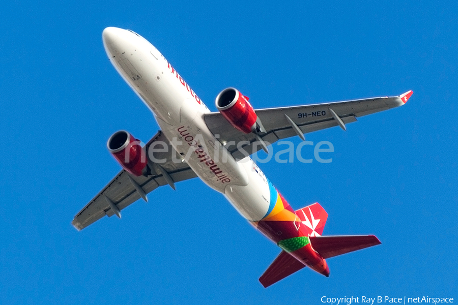 Air Malta Airbus A320-251N (9H-NEO) | Photo 374862