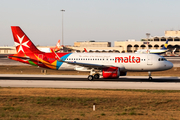 Air Malta Airbus A320-251N (9H-NEO) at  Luqa - Malta International, Malta