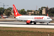 Corendon Airlines Europe Boeing 737-84P (9H-TJD) at  Luqa - Malta International, Malta
