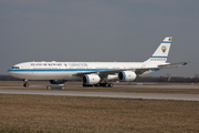 Kuwaiti Government Airbus A340-542 (9K-GBB) at  Munich, Germany