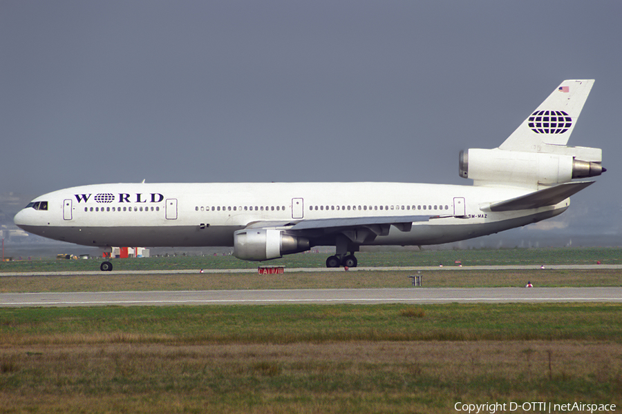 World Airways McDonnell Douglas DC-10-30 (9M-MAZ) | Photo 392741