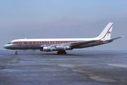 Lukim Air Service (LUKAS) Douglas DC-8-55(F) (9Q-CKI) at  Bruges/Ostend - International, Belgium