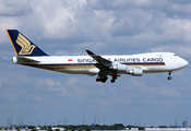 Singapore Airlines Cargo Boeing 747-412F (9V-SFM) at  Dallas/Ft. Worth - International, United States