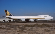 Singapore Airlines Cargo Boeing 747-412F (9V-SFM) at  Sharjah - International, United Arab Emirates