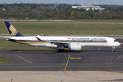 Singapore Airlines Airbus A350-941 (9V-SMA) at  Dusseldorf - International, Germany