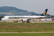 Singapore Airlines Airbus A350-941 (9V-SMU) at  Zurich - Kloten, Switzerland