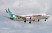 Caribbean Airlines Boeing 737-8Q8 (9Y-GEO) at  Miami - International, United States