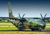 Indonesian Air Force CASA CN-295M (A-2910) at  Adisumarmo International, Indonesia