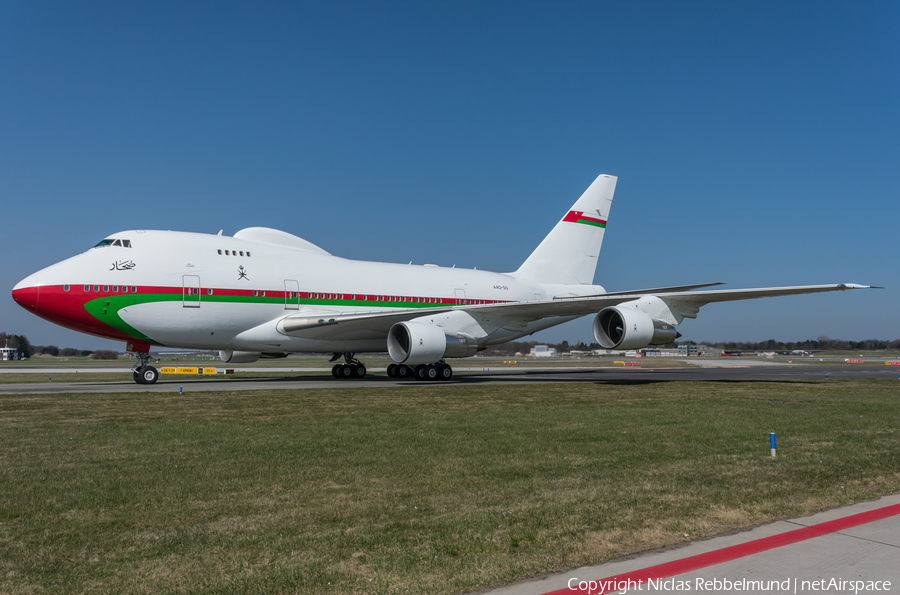 Omani Government Boeing 747SP-27 (A4O-SO) | Photo 235676