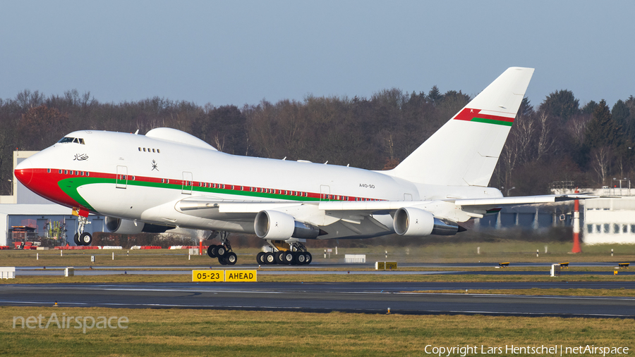 Omani Government Boeing 747SP-27 (A4O-SO) | Photo 367935