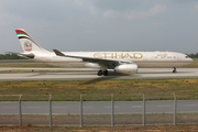 Etihad Airways Airbus A330-343X (A6-AFB) at  Frankfurt am Main, Germany