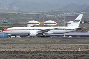 Abu Dhabi Amiri Flight Boeing 777-2AN(ER) (A6-ALN) at  Tenerife Sur - Reina Sofia, Spain