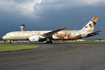 Etihad Airways Boeing 787-9 Dreamliner (A6-BLT) at  Johannesburg - O.R.Tambo International, South Africa